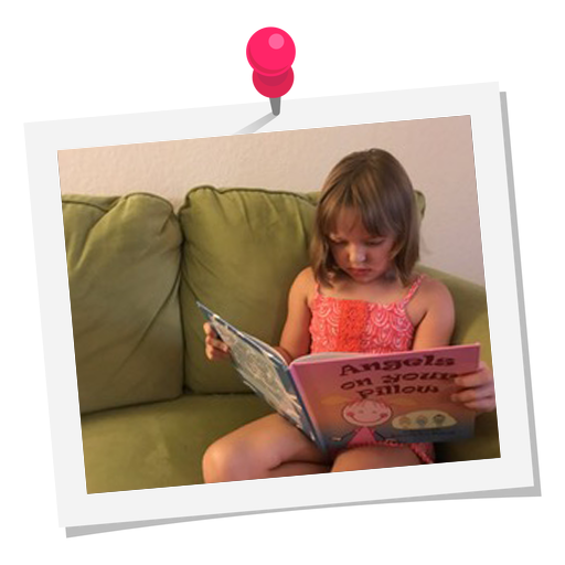 Angels on Your Pillow – Not Just a Book for Kids
