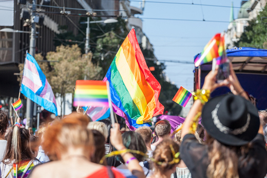 LGBTQ and More Letters we Need to Learn