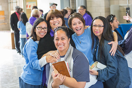 A Window into Women's Prison Ministry