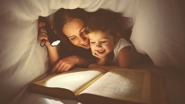 Helping Children Defuse Scary Dreams When Sweet Bedtime Stories Aren't Enough