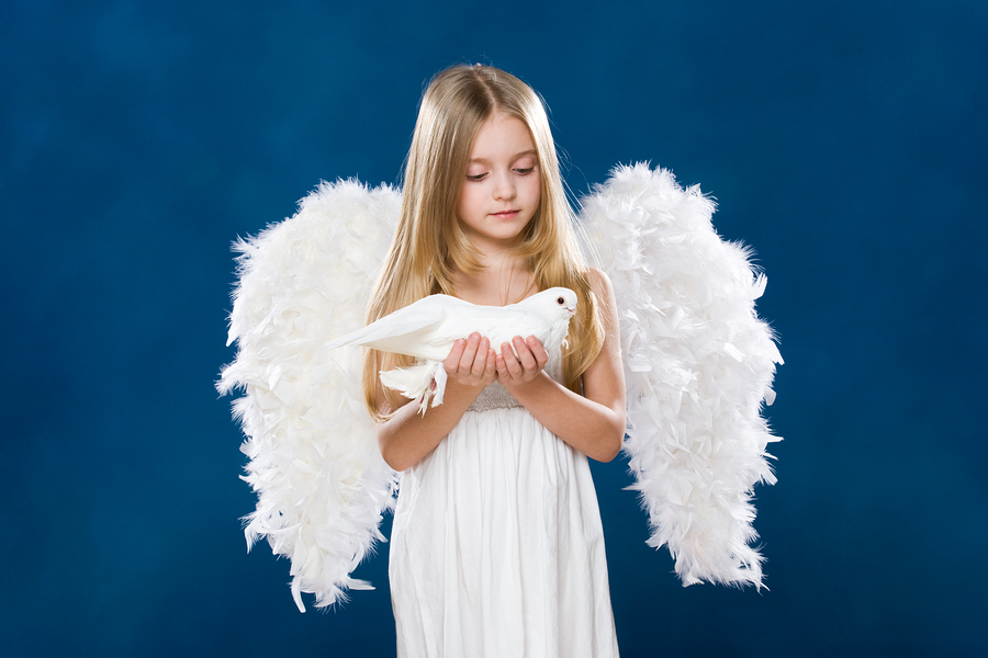 Our Guardian Angels Want Us to Know We Can Lean On Them